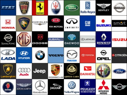Funny Car Acronym For Each Brand Care Of Cars - Car sign with namesrepairs all world automotive