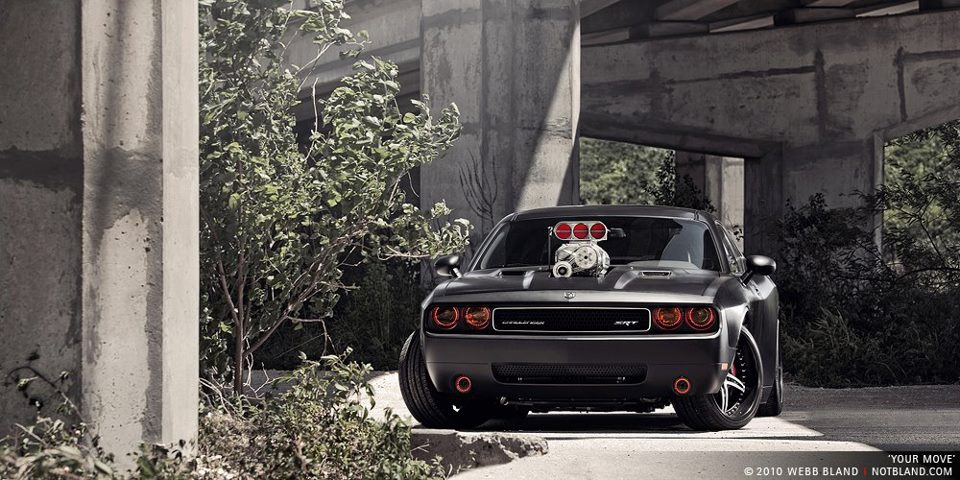 dodge challenger with hood scoop facebook timeline cover with muscle cars and hot rods