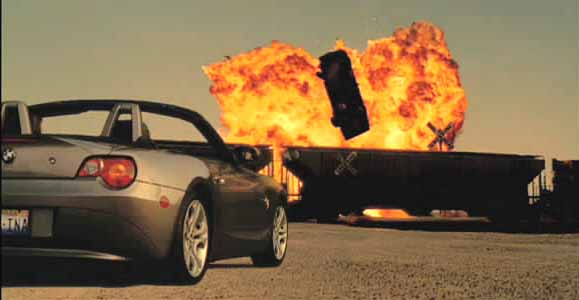 Full Of Action Bmw Movie Beat The Devil The Hire Care Of Cars