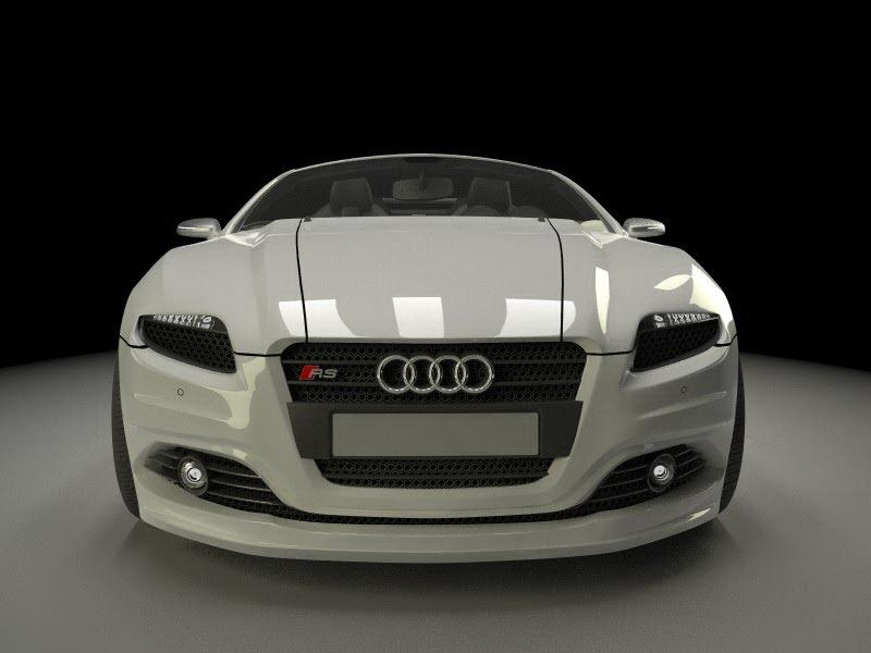 2015 Audi Tt 2016 Audi A5 2018 Audi A9 Rendered Detailed Future