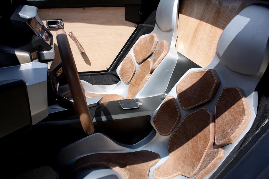 American Auto Tribute Espera Sbarro Eight Hot Rod Concept Car