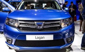 front view dacia logan 2012 bumper