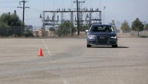 quarter mile test with the 2013 audi s8