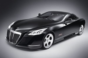 maybach exelero top speed fuel consumption and price