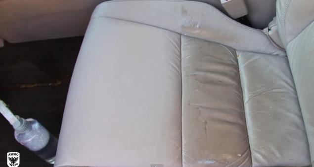 Do Your Own Auto Detailing For Leather Seats Video Example On A Honda Accord Care Of Cars