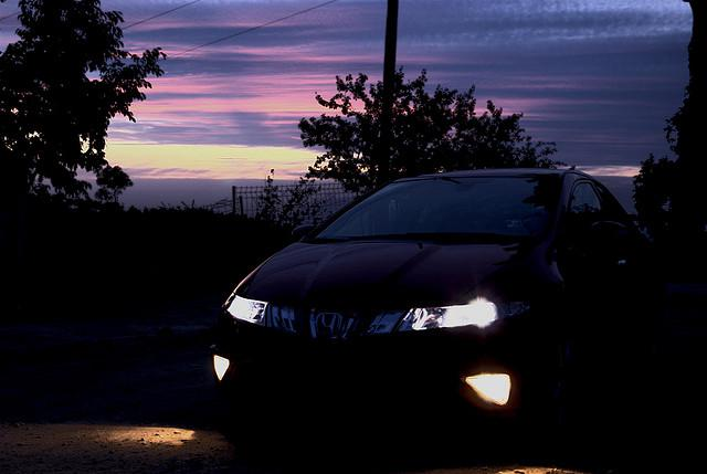 autonomous-vehicles-and-honda-civic-40-years