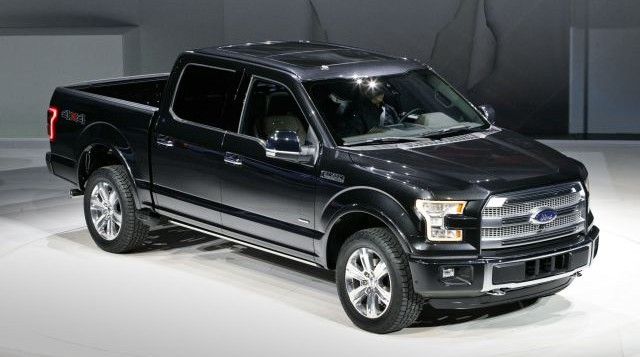 Car specs for the future hottest selling truck in America u2013 2015 Ford F-150 Platinum & Car specs for the future hottest selling truck in America u2013 2015 ... markmcfarlin.com