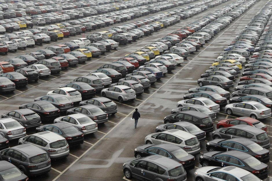 Where do the World\'s Million\'s Unsold Cars Go (no gifts) – World ...
