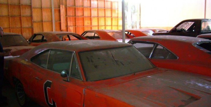where did all the general lee dodge chargers go